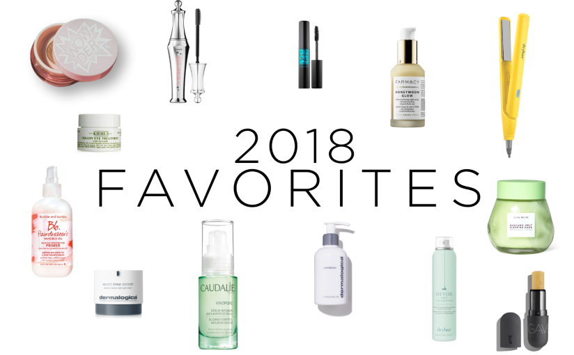 Beauty Products That Changed My Life in 2018